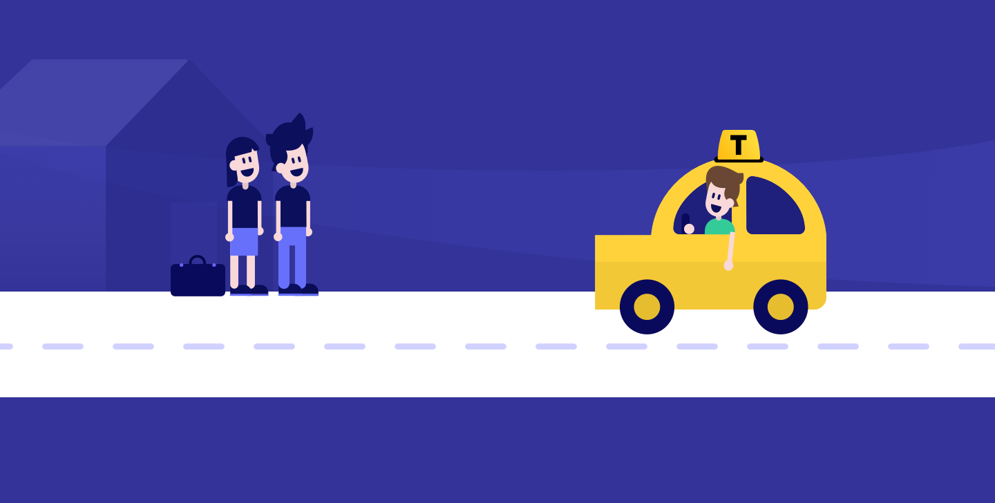 Big news: we're trialling taxi insurance! Here's how it will work.