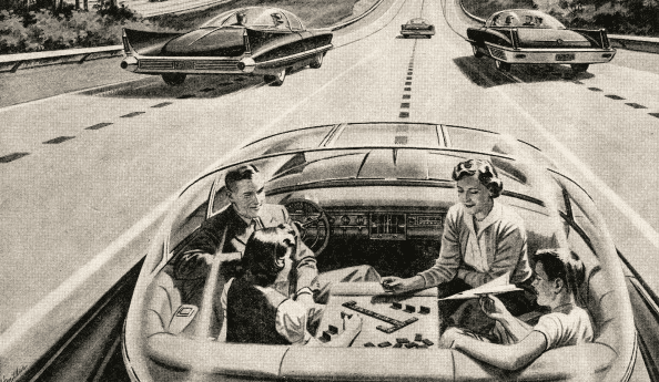 We're a long way from self-driving cars, but that doesn't stop the insurance industry asking the big questions: how do you insure a car that drives itself?